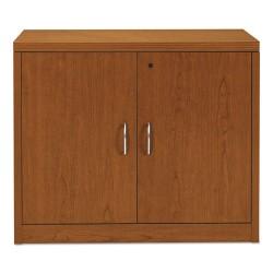 HON - H115291.A.C.HH - 11500 Series Valido Storage Cabinet w/Doors, 36w x 20d x 29-1/2h, Bourbon Cherry
