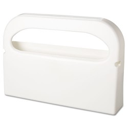 Hospital Specialty - HOS HG-1-2 - Health Gards Seat Cover Dispenser, 1/2-Fold, White, 16x3.25x11.5, 2/Bx, 6 Bx/Ct