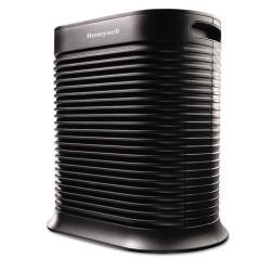 Honeywell - HPA300 - Honeywell True HEPA Whole Room Air Purifier with Allergen Remover, HPA300 - True HEPA - 465 Sq. ft. - Black