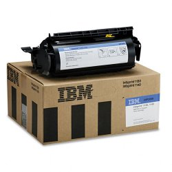 InfoPrint - 28P2009 - InfoPrint Black Toner Cartridge - Black - Laser - 10000 Page - 1 Each - Retail