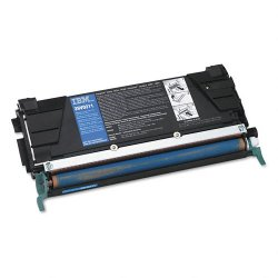 InfoPrint - 39V0311 - High Yield Return Toner Cartridge For 1534 1634 - Cyan - 5, 000 Based On 5% Cover