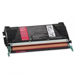 InfoPrint - 39V0312 - High Yield Return Toner Cartridge For 1534 1634- Magenta - 5, 000 Based On 5% Cov