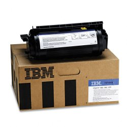InfoPrint - 75P4303 - InfoPrint 75P4303 Black Toner Cartridge - Laser - 21000 Page - 1 Each