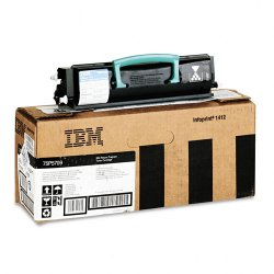 InfoPrint - 75P5709 - InfoPrint Black Toner Cartridge - Laser - 2500 Page - 1 Each