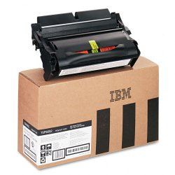 InfoPrint - 75P6052 - InfoPrint Return Program High Yield Toner Cartridge - Black - Laser - 12000 Page - 1 Each