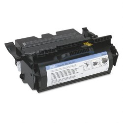 InfoPrint - 75P6961 - InfoPrint Return Program High Yield Black Toner Cartridge - Laser - 21000 Page - 1 Each