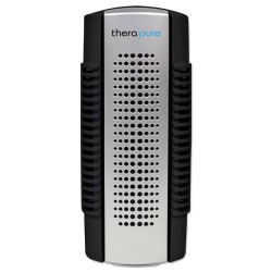 Envion - 90TP50BLM01 - Mini Plug-In Collection Blade Air Purifier, One Speed, Black/Silver