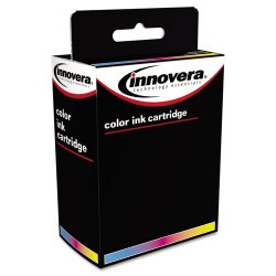 Innovera - 4908AN - Innovera 4908AN Remanufactured Ink Cartridge - Alternative for HP 940XL (C4908AN) - Inkjet - High Yield - 1400 Pages - Magenta - 1 Each
