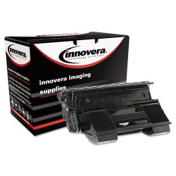 Innovera - B6300 - Innovera Remanufactured Toner Cartridge - Alternative for Okidata (52114502) - Black - LED - High Yield - 17000 Page - 1 Each