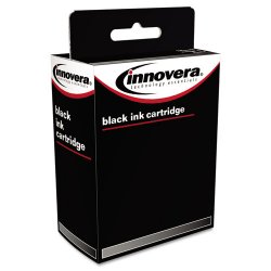 Innovera - C653AN - Innovera C653AN Remanufactured Ink Cartridge - Alternative for HP (CC653AN) - Black - Inkjet - 200 Page - 1 Each