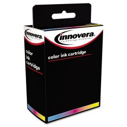 Innovera - C656AN - Innovera C656AN Remanufactured Ink Cartridge - Alternative for HP (CC656AN) - Tri-color - Inkjet - 360 Page - 1 Each
