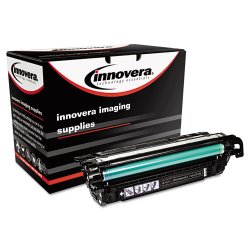Innovera - E260A - Innovera Remanufactured Toner Cartridge - Alternative for HP (CE260A) - Black - Laser - 8500 Page - 1 Each