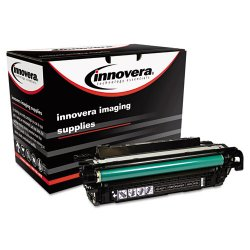 Innovera - E260X - Innovera Remanufactured Toner Cartridge - Alternative for HP 649X (CE260X) - Laser - High Yield - 17000 Pages - Black - 1 Each