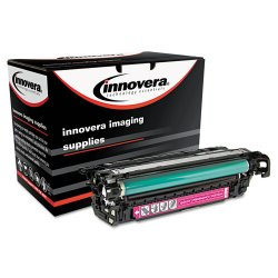 Innovera - E263A - Innovera Remanufactured Toner Cartridge - Alternative for HP (CE263A) - Magenta - Laser - 11000 Page - 1 Each