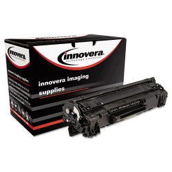 Innovera - E285A - Innovera E285A Remanufactured Toner Cartridge - Alternative for HP 85A (CE285A) - Laser - 1600 Pages - Black - 1 Each