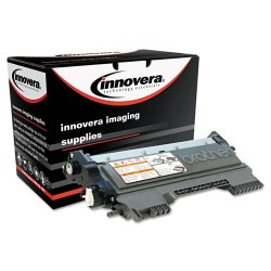 Innovera - TN450 - Innovera Remanufactured Toner Cartridge - Alternative for Brother (TN450) - Black - Laser - High Yield - 2600 Page - 1 Each