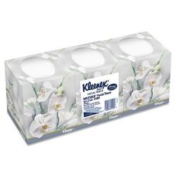 Kimberly-clark - Kcc21200 - Kimberly-clark Professional Kleenex White Facial Tissue (pack Of 3)