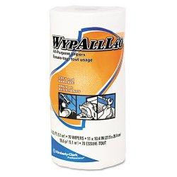Kimberly-Clark - 05027 - Wypall L40 Wiper White11x10.4 70/roll