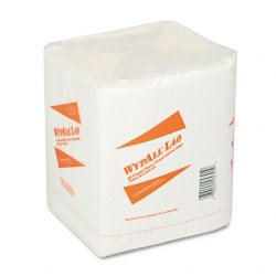 Kimberly-Clark - 05701CT - Wypall WypAll L40 All-Purpose Wipers - 12.50 x 13 - White - Soft, Absorbent - For General Purpose - 56 Sheets Per Pack - 18 / Carton