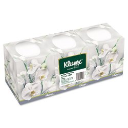 Kimberly-Clark - 21200 - Kleenex Boutique Tissue Bundle - White - Soft, Absorbent - 95 Sheets - 3 / Pack