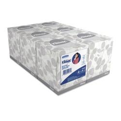 Kimberly-clark - Kcc21271 - Kimberly-clark Professional Kleenex White Facial Tissue (pack Of 6)
