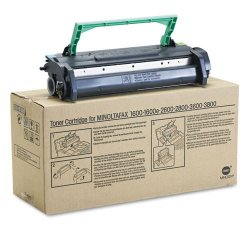 Konica-Minolta - 4152611 - Konica Minolta Original Toner Cartridge - Laser - 6000 Pages - Black - 1 Each