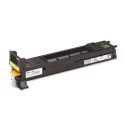 Konica-Minolta - A06V232 - Konica Minolta Original Toner Cartridge - Laser - 6000 Pages - Yellow