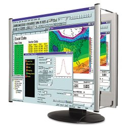 Kantek - MAG19L - Kantek LCD Monitor Magnifier 19in - For 19