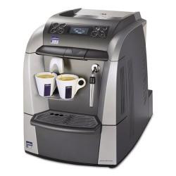 Lavazza - 10080632 - BLUE 2312 Espresso/Cappuccino Machine, 1-Gal Tank, Silver/Gray, 18.6x12.9x15.4