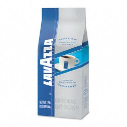 Lavazza - 2401 - Gran Filtro Italian Light Roast Coffee, Arabica Blend, 2.25oz Packet, 30/Carton