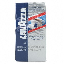Lavazza - 2851 - Filtro Classico Italian Medium Roast Coffee, 2.25oz Fraction Packs, 30/Carton