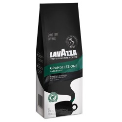 Lavazza - 7512 - Gran Selezione Dark Roast Ground Coffee, 12 oz Bag