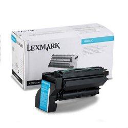 Lexmark - 10B032C - Lexmark Cyan Toner Cartridge - Laser - 15000 Page - 1 Pack
