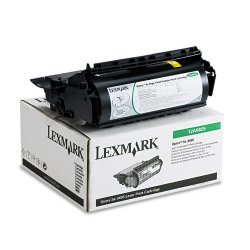 Lexmark - 12A0825 - Lexmark Black Toner Cartridge - Laser - 23000 Pages - 1 Each