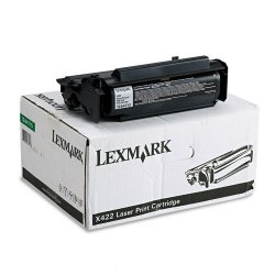 Lexmark - 12A4715 - Lexmark Original Toner Cartridge - Laser - 12000 Pages - Black - 1 Each