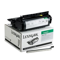 Lexmark - 12A6839 - Lexmark Original Toner Cartridge - Laser - High Yield - 20000 Pages - Black - 1 Each
