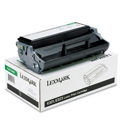 Lexmark - 12A7405 - Lexmark Toner Cartridge - Laser - High Yield - 6000 Pages - Black - 1 Each