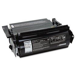 Lexmark - 24B1429 - Lexmark Return Program Black Toner Cartridge - Laser - 10000 Page - Black