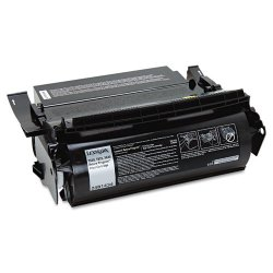 Lexmark - 24B1434 - Lexmark Return Program Black Toner Cartridge - Laser - 10000 Page - Black