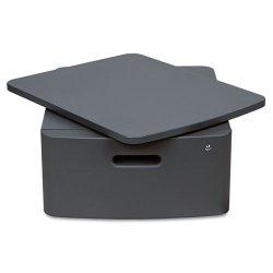 "Lexmark - 3052765 - Lexmark Swivel Printer Cabinet - 9.9"" Height x 19.3"" Width x 23.7"" Depth"