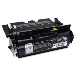 Lexmark - 64075SW - Lexmark Black Return Program Toner Cartridge - Laser - 6000 Page - 1 Each