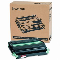 Lexmark - C500X26G - Lexmark Photo Developer Cartridge For C500 and C500n Printer - 120000 Image