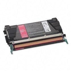 Lexmark - C5222MS - Lexmark Toner Cartridge - Laser - Standard Yield - 4000 Pages Black, 3000 Pages Color - Magenta - 1 Pack