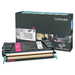 Lexmark - C5226MS - Lexmark Magenta Standard Yield Return Program Toner Cartridge - Laser - Magenta