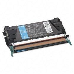 Lexmark - C5240CH - Lexmark Cyan High Yield Return Program Toner Cartridge - Laser - High Yield - 5000 Page - 1 Each