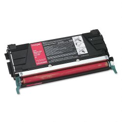 Lexmark - C5242MH - Lexmark Original Toner Cartridge - Laser - 5000 Pages - Magenta