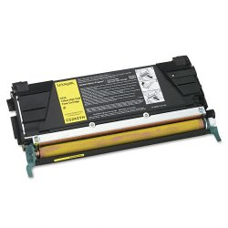 Lexmark - C5242YH - Lexmark Original Toner Cartridge - Laser - 5000 Pages - Yellow