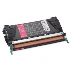 Lexmark - C5340MX - Lexmark Toner Cartridge - Laser - Extra High Yield - 7000 Pages - Magenta - 1 Each