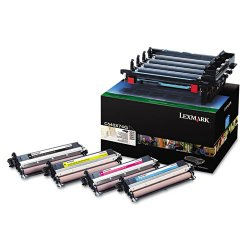 Lexmark - C540X74G - Lexmark Black and Color Imaging Kit - 30000 Page - 1 Each