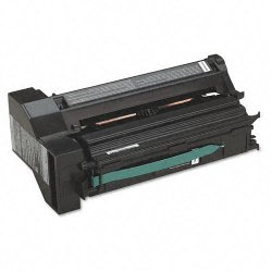 Lexmark - C7720KX - Lexmark Black Extra High Yield Return Program Toner Cartridge - Laser - 15000 Page - 1 Each